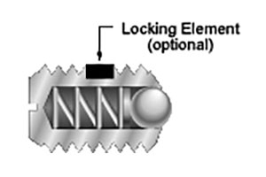Locking Elements